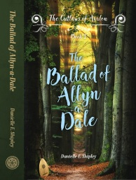 Cover and Spine, Ballad of Allyn-a-Dale