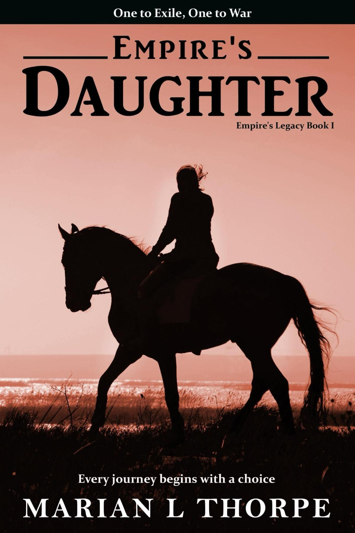 Canada!  You can now order Empire's Daughter from Amazon.ca