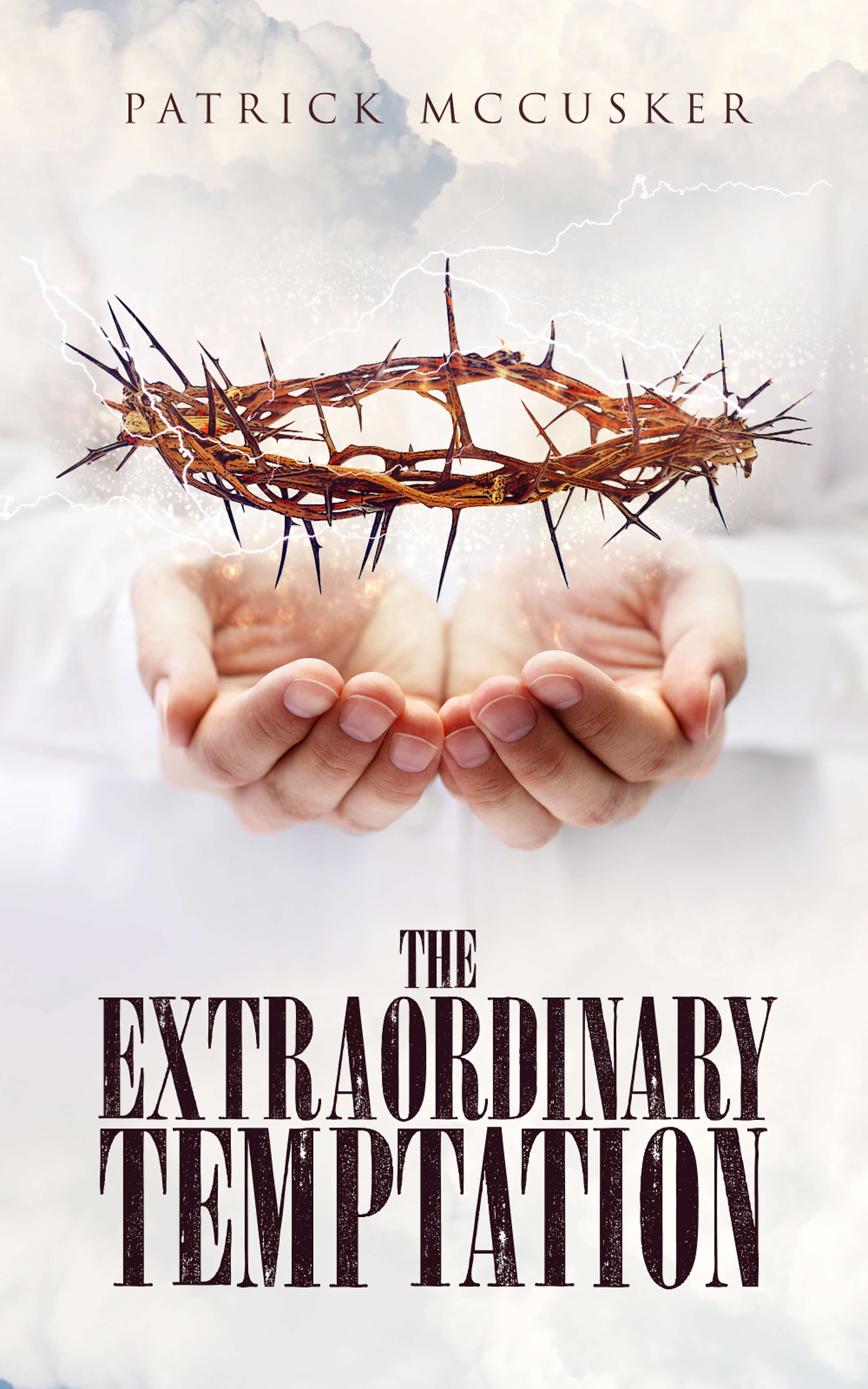 The Extraordinary Temptation - Front Cover