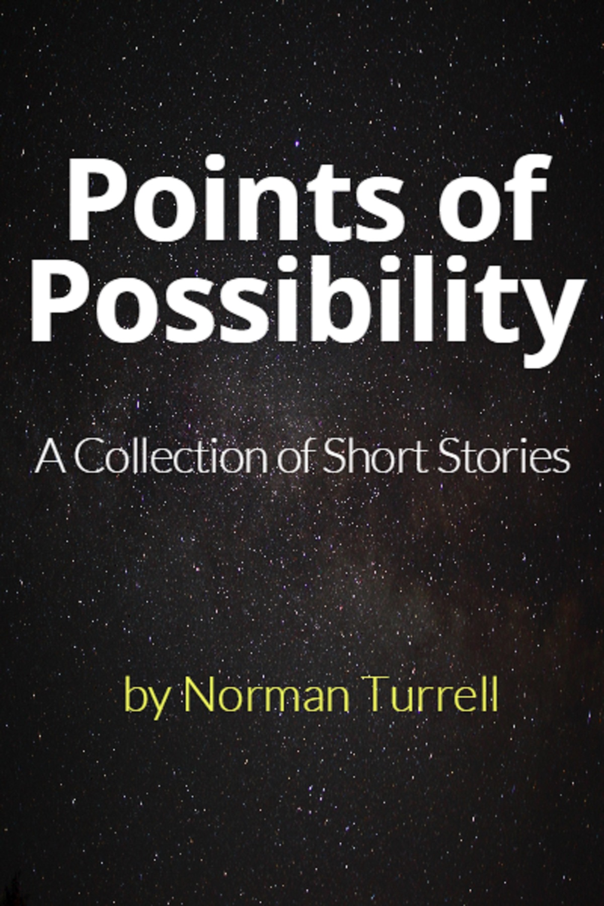 Points of Possibility, by Norman Turrell: A Review