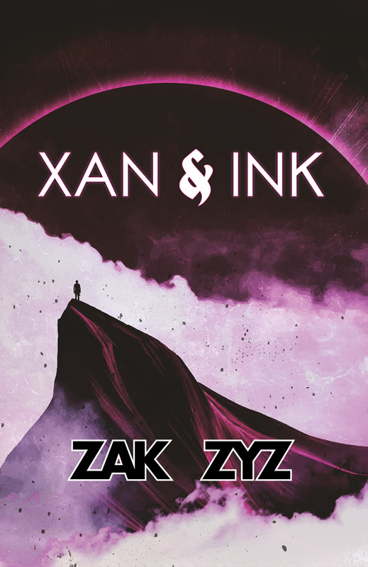 Xan and Ink, by Zak Zyz: A Review