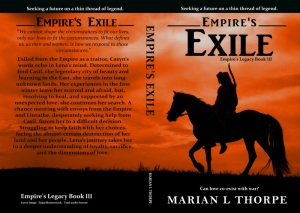Empire's Exile beta cover