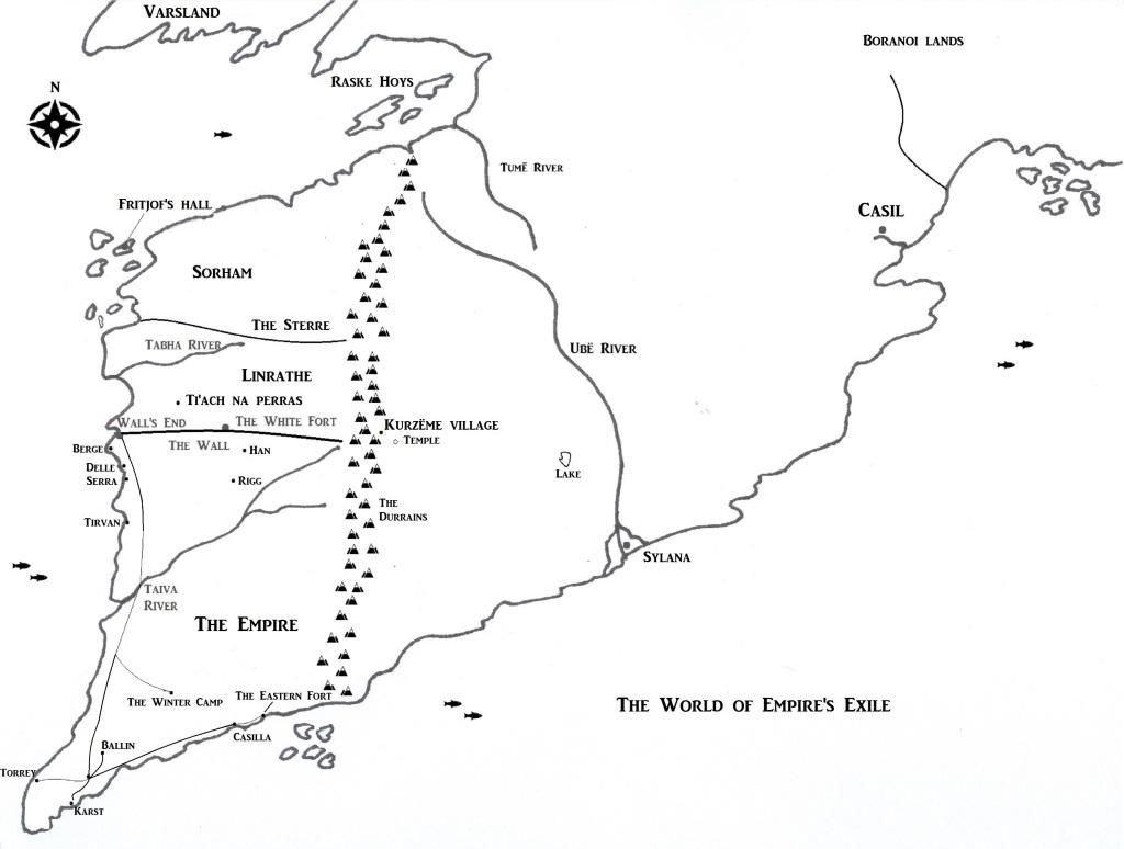 empire exile map horizontal