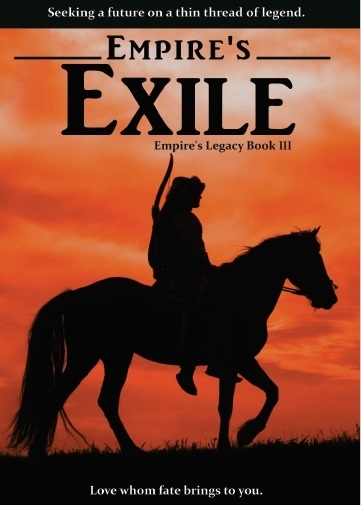 Exile ebook cover