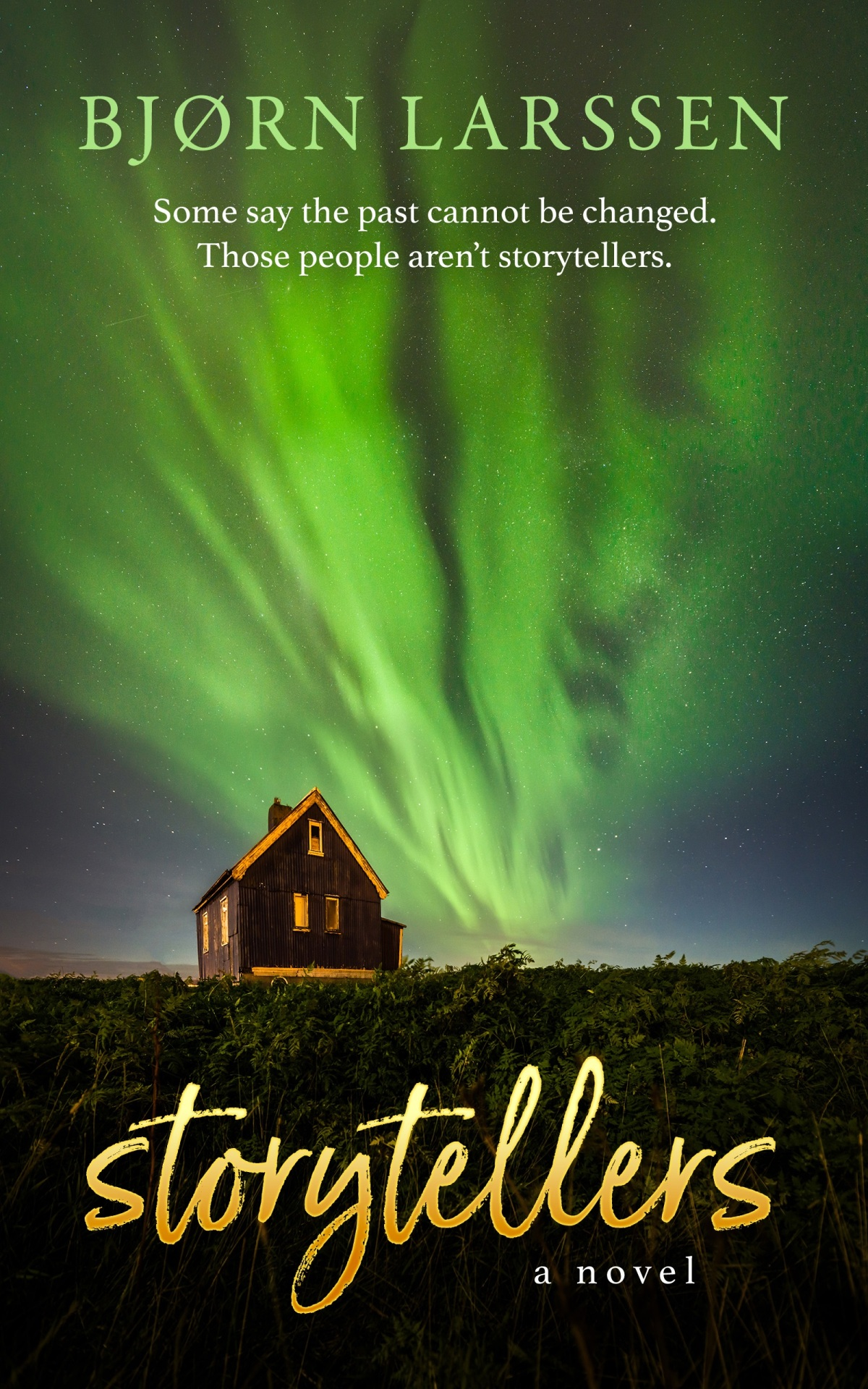 Storytellers, by Bjørn Larssen: A Release-Day Review