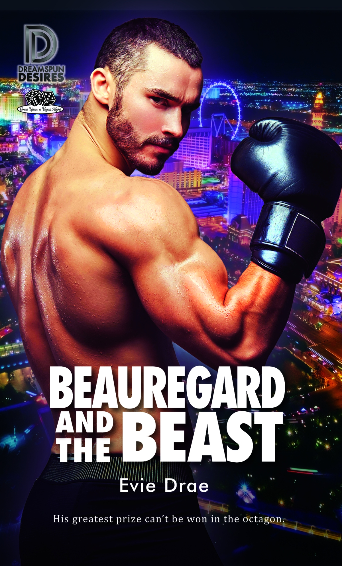 Beauregard and the Beast, by Evie Drae