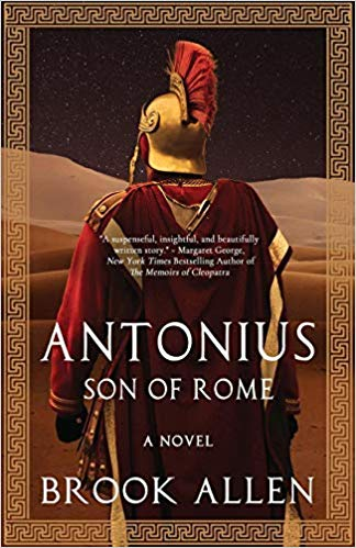 Antonius, Son of Rome, by Brook Allen: A Review
