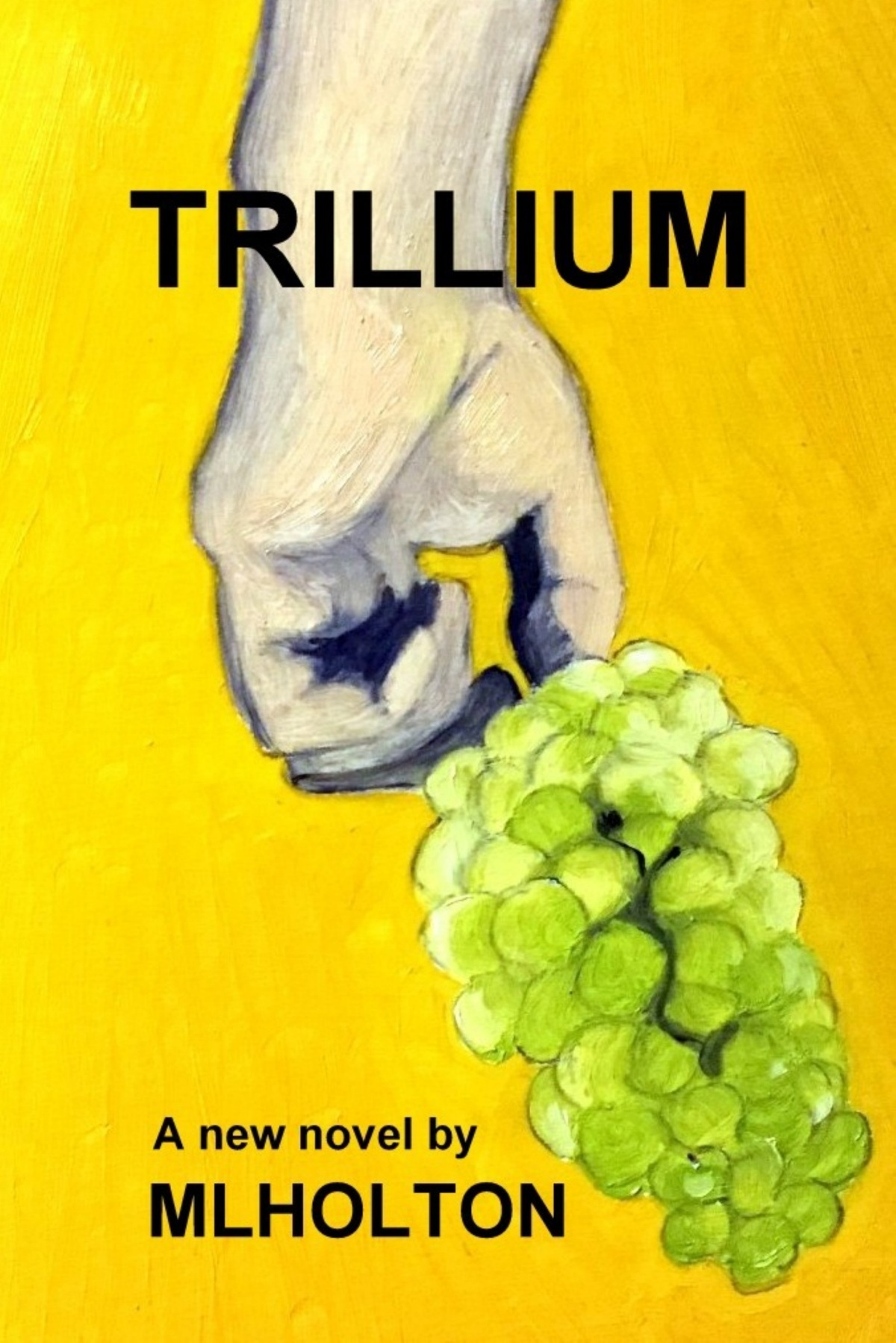 Trillium: an author interview with M.L. Holton
