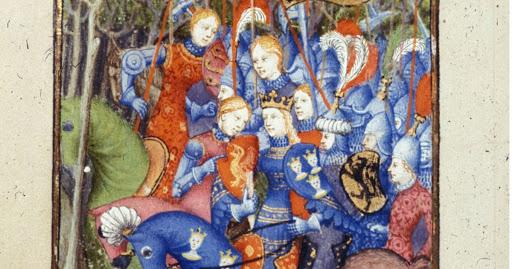 Ancient Warrior Women Part II:Commanders