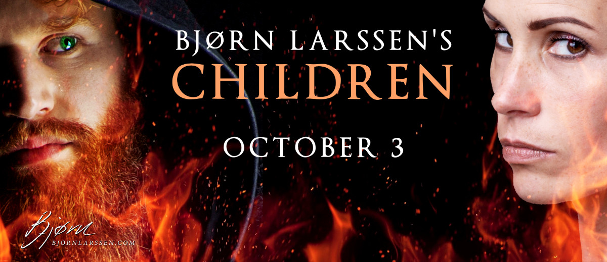Children, by Bjørn Larssen